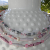 Paper Beads in Pink