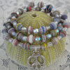 Paper Beads and  Crystals