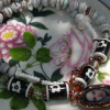For Mother's Day Paper Bead Necklace