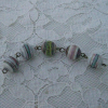 Paper Beads and Rosary Loops