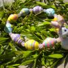Easter Egg Paper Beads