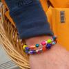 Friendship Coiled Bracelet – day 82