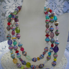 Burst Of Color Necklace – day126