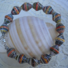 Paper Bead Bangle – day 182