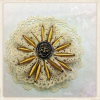 Golden Brooch #316