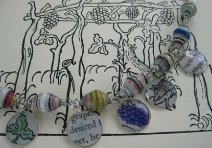 Aesop's Tales in Paper Beads