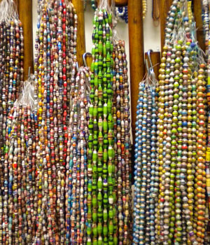 Paper Bead Tubes