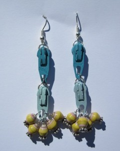 Infarrantly Creative's Zippered Earrings Design