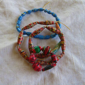 Paper Bead Trade Paper Beads