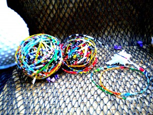 Ball of Magazine Strings