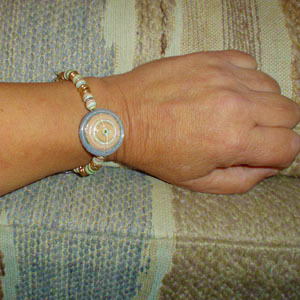 bracelet by Deb