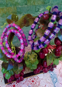 Gift Wrap Paper Beads