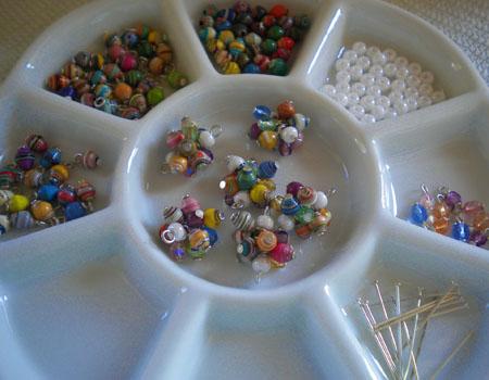 Paper Bead Ball