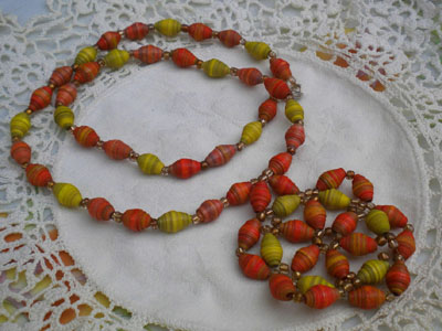 Necklace by Sanja