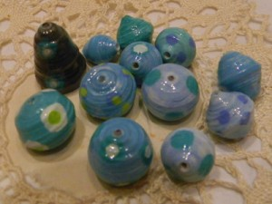 Manou's beads