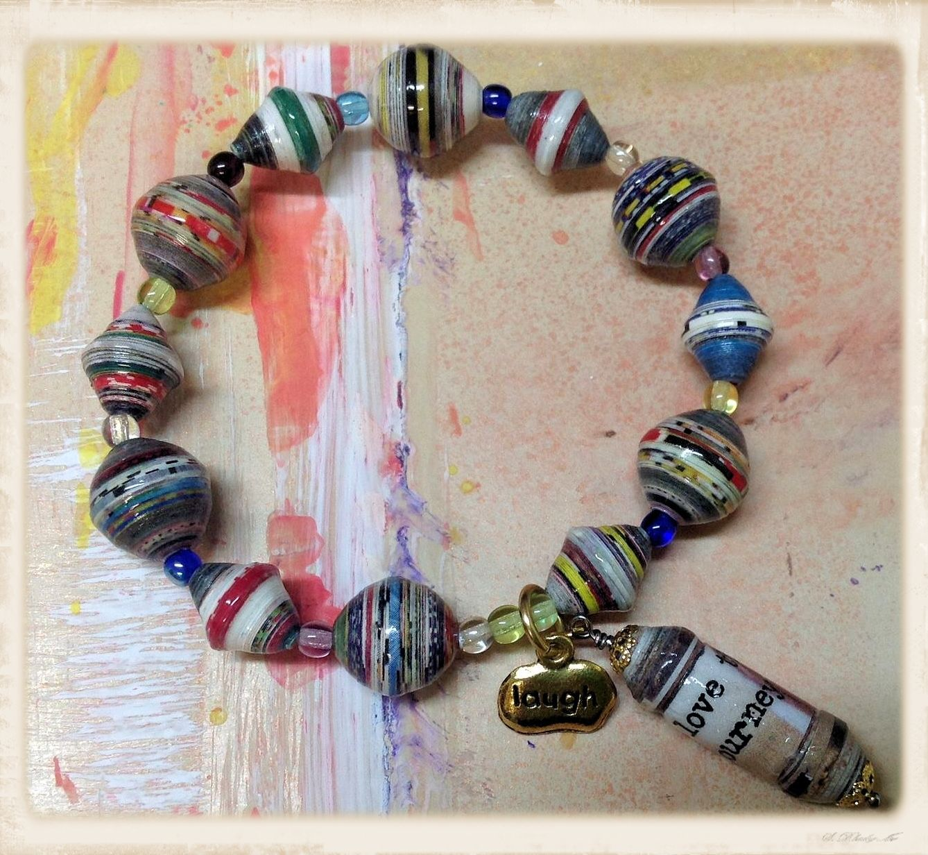 PaperBeads.Org | Paper Beads and Jewelry | How-To\'s / Tutorials