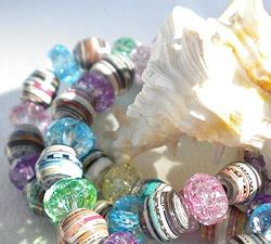 Paper Beads & Jewelry